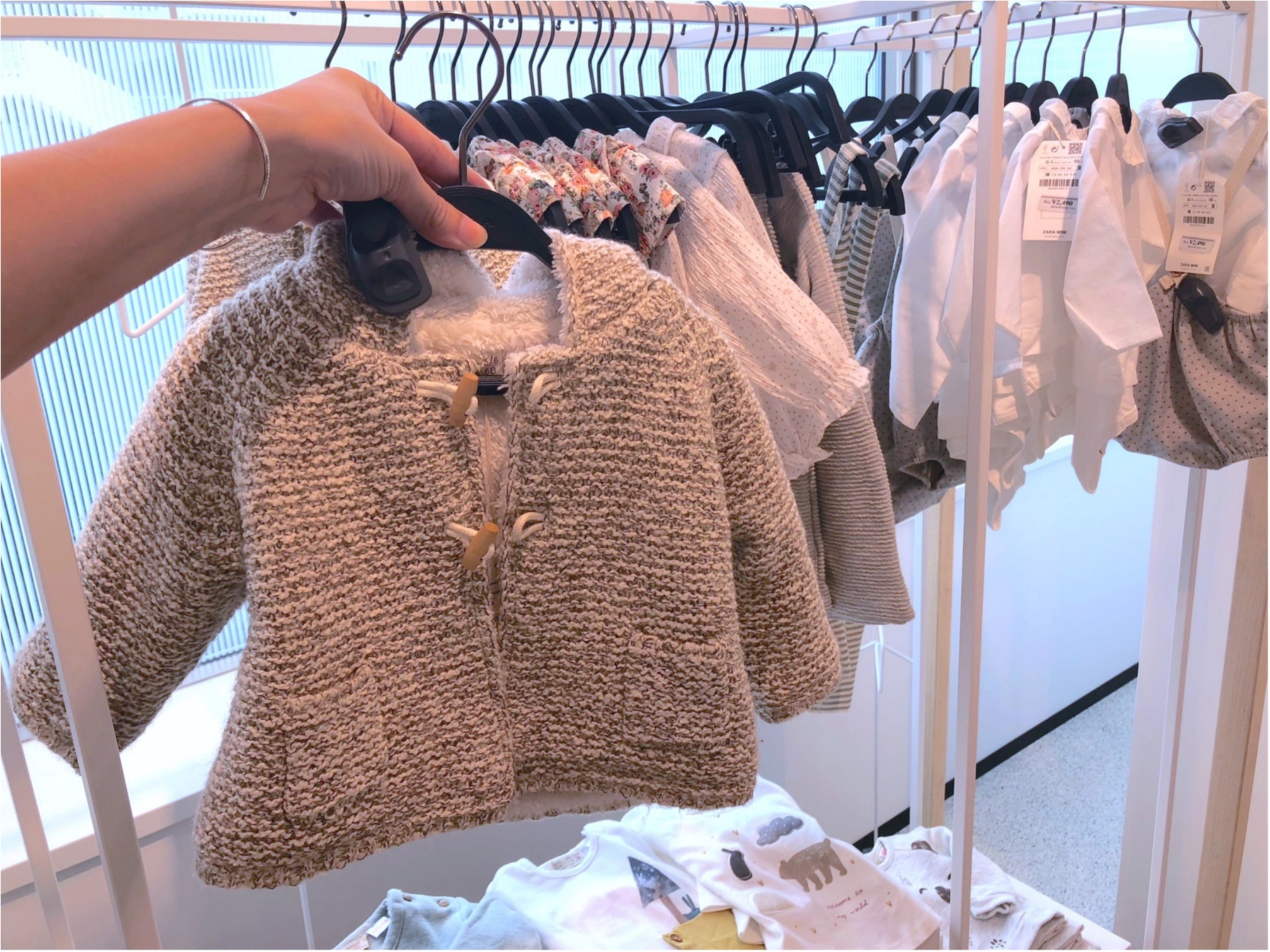 『ZARA 六本木店』リニューアルオープンで見つけたアイテム 記事Photo Gallery_1_21