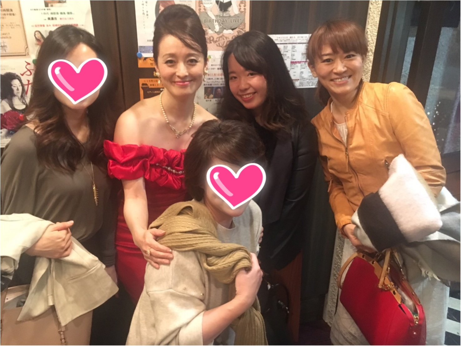【シャンソン】元宝塚歌劇団・月影瞳さんのソロコンサートに行ってきました♡_7