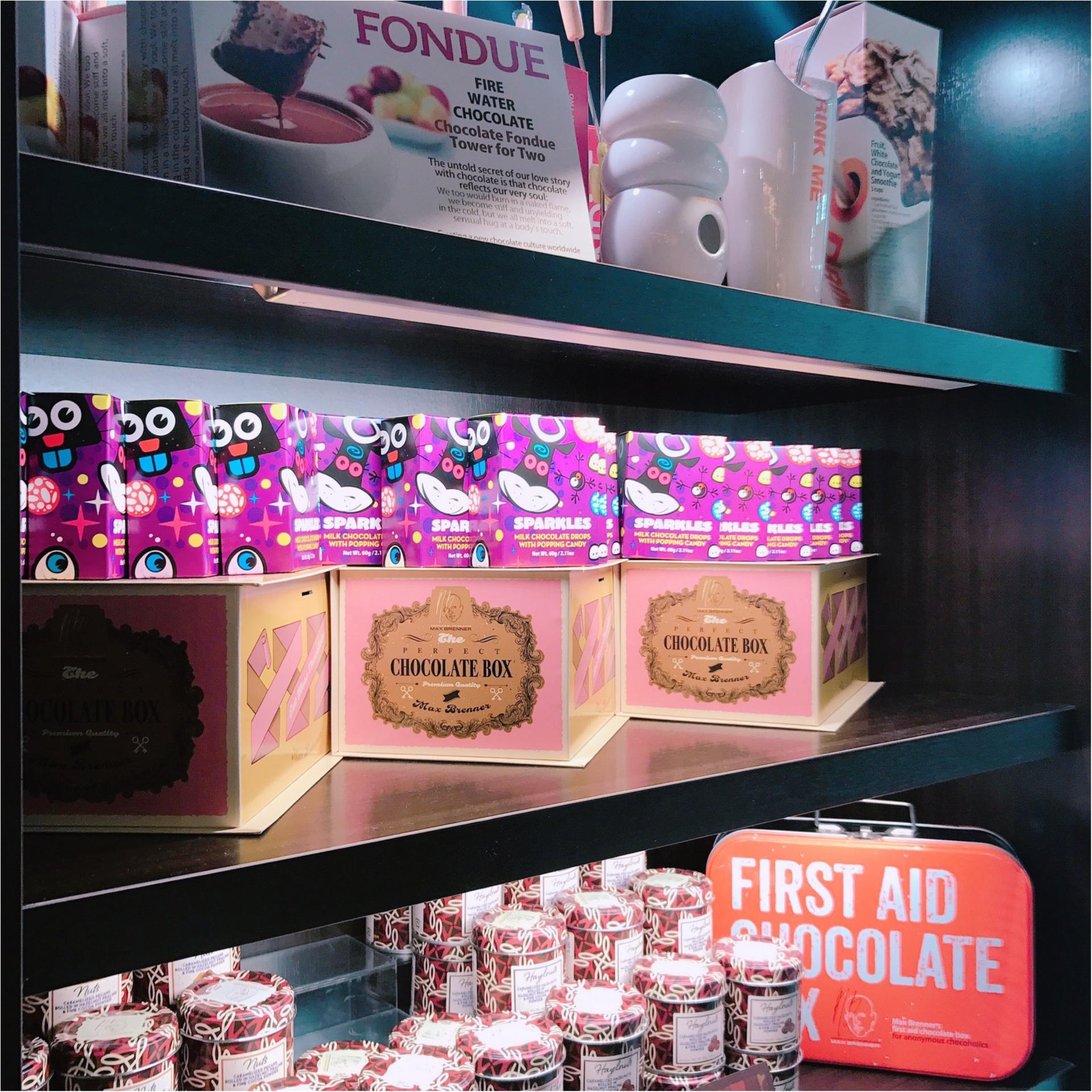 ★甘いものが苦手な人でも大丈夫◎チョコレート専門店『MAX BRENNER』名古屋限定はコレ★_3