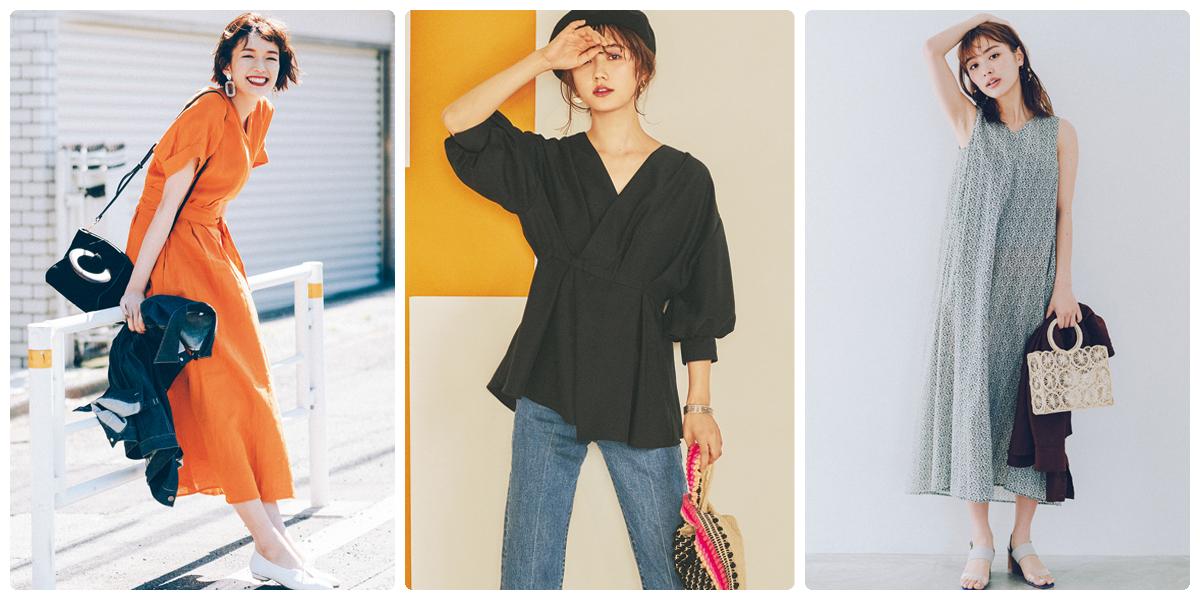d730c0c2268bc6 20代レディースの夏ファッション特集《2019年版》 - ワンピースやTシャツ ...