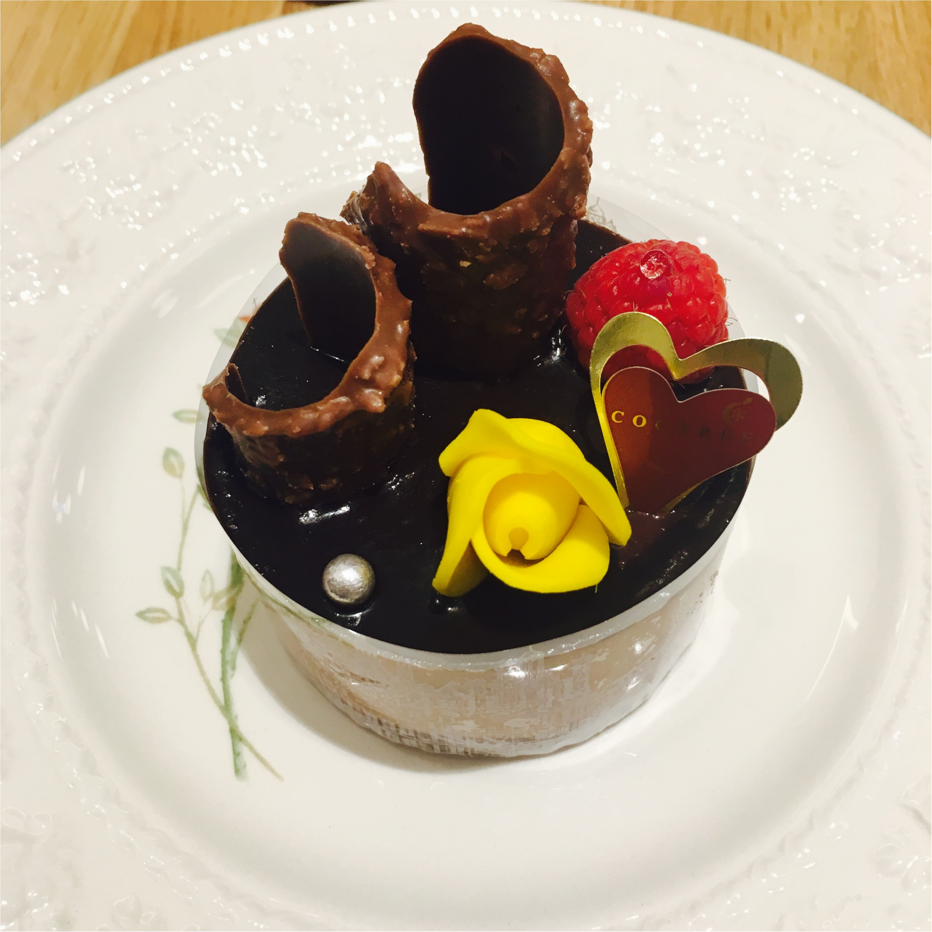 【京橋】にあるケーキ屋さん≪コカルド≫のランチ&ケーキがとっても美味しい!カフェタイムにもオススメ◎_2