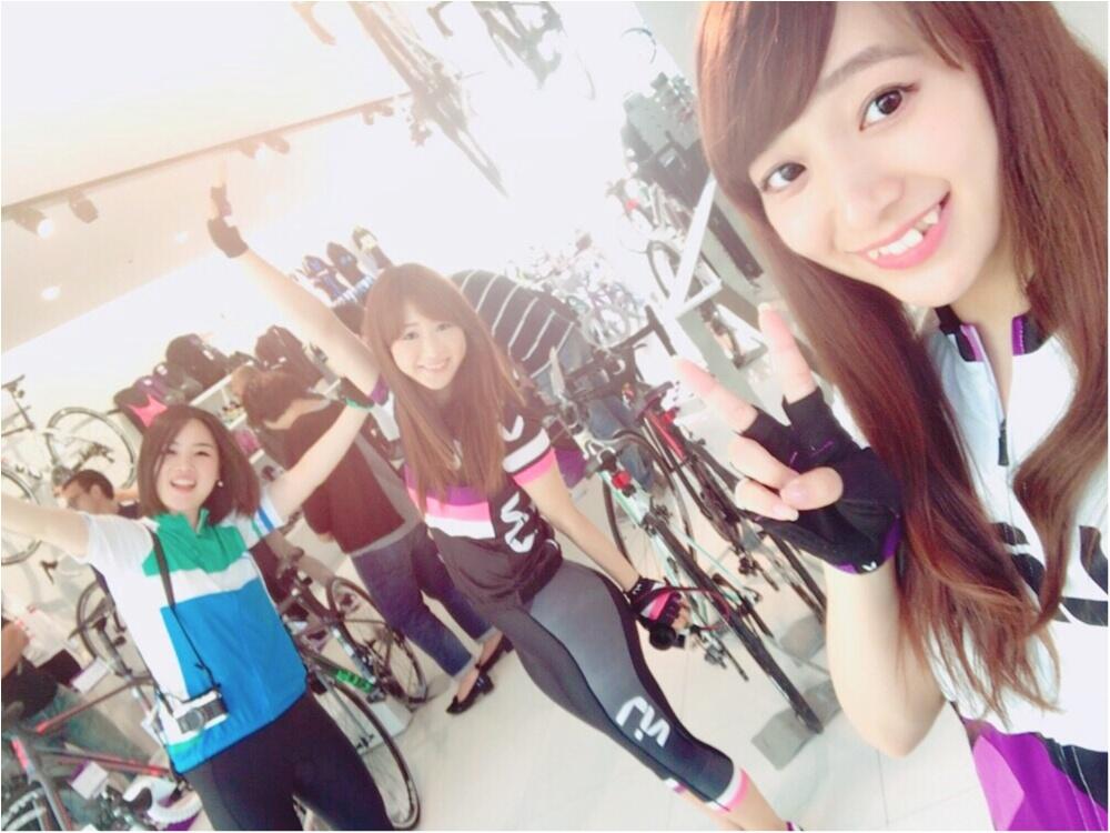 「ツール・ド・東北」完走のため一緒にがんばる相棒♡わたしたち三人娘の自転車を徹底解説!【#モアチャレ さえ】_1
