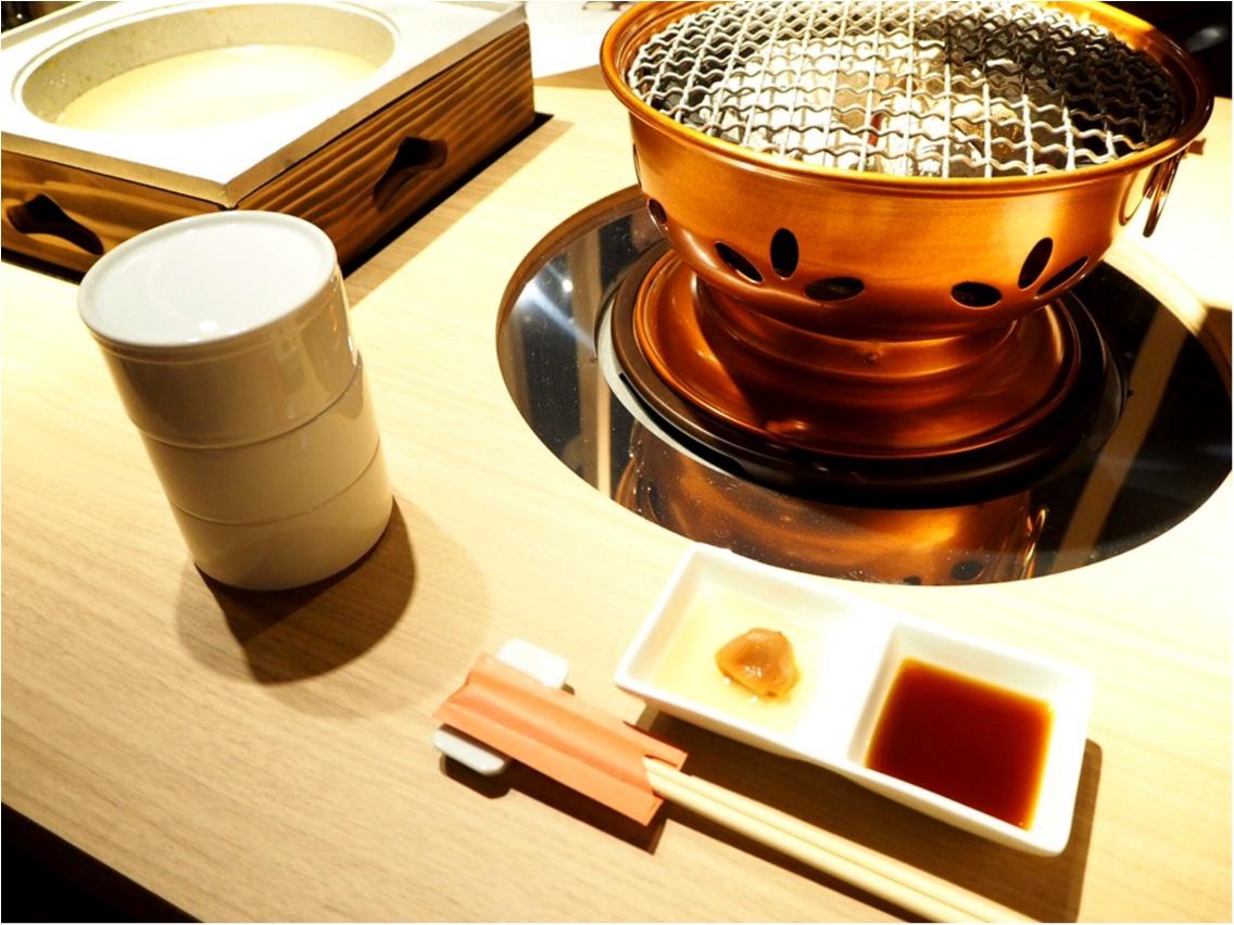 お肉と旬野菜のマリアージュ♡ふうふう亭 緑席_3