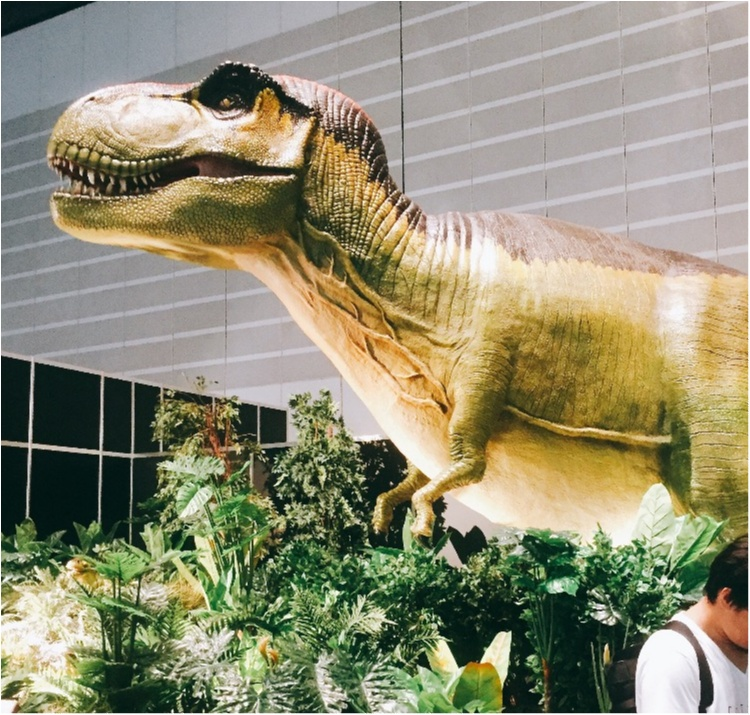 【9/3まで】大人も子供も楽しめる!!大迫力《横浜恐竜展2017》で動く恐竜の森を体験♪_14