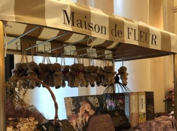 《1日限定!》Maison de FLEUR Petite Robe canone のPOP-UP SHOPに行ってきました❤︎【canone】