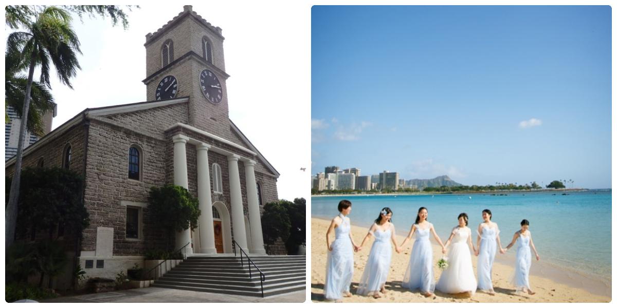 ハワイウェディング特集 - 憧れの海外ウェディング! ハワイ挙式って実際どうなの?_1