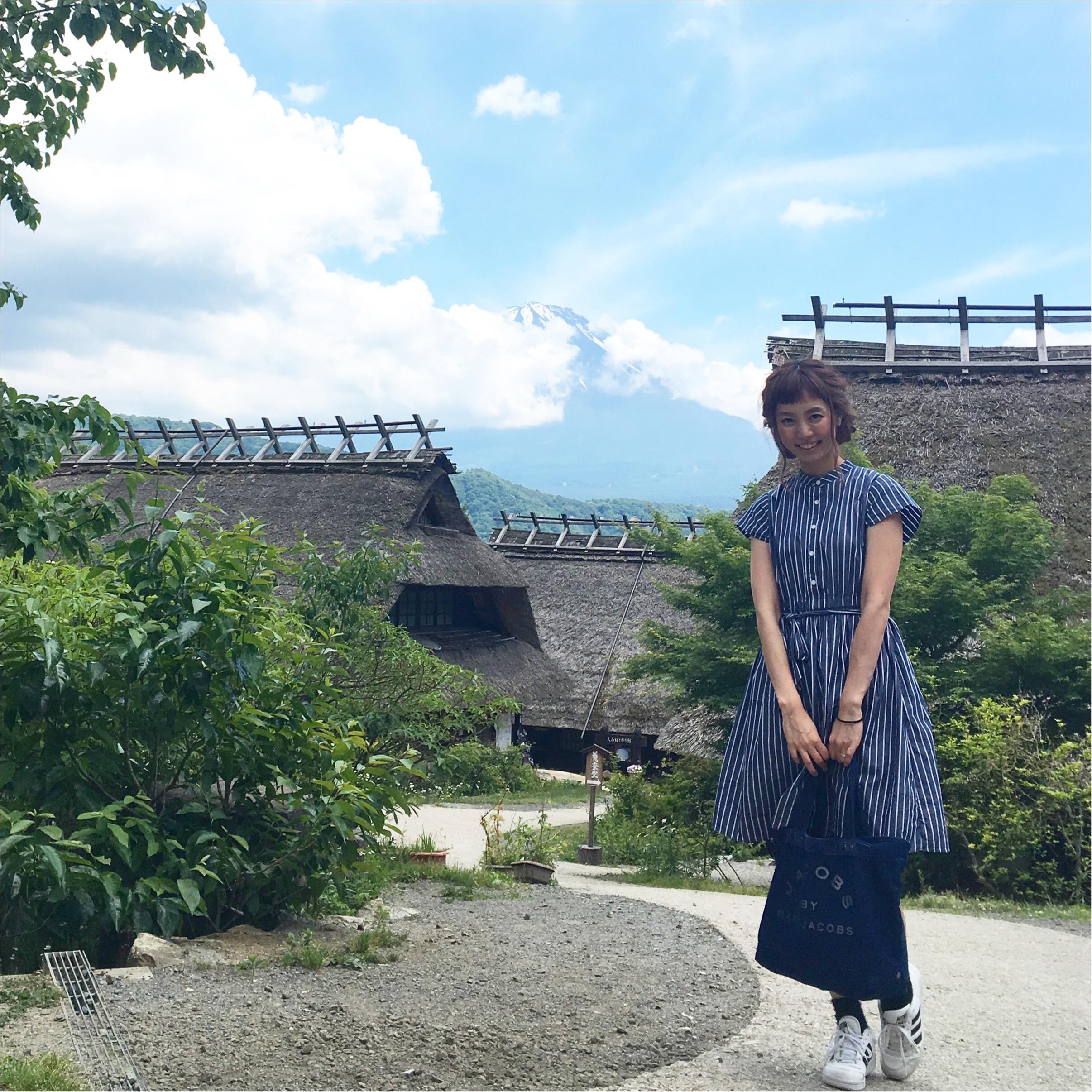 2017夏のトレンド☆ストライプ柄☆Flower Daysのストライプ柄のワンピースがかわいい♡_3