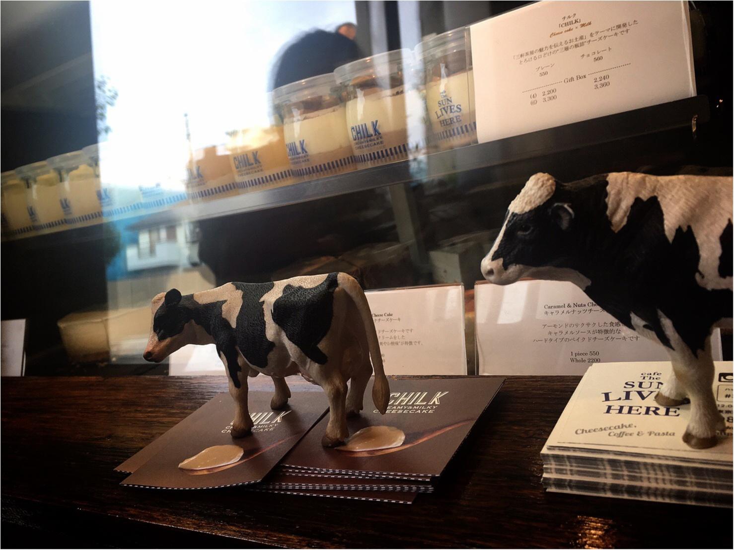 もお〜うまいもぉ♡【三軒茶屋】チーズケーキ専門店に初めていってみた♡_4