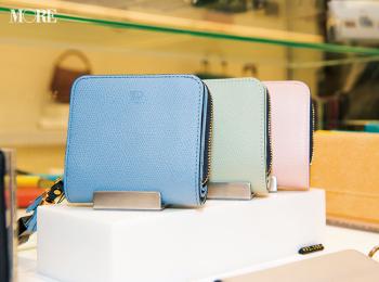 【二つ折り財布】に乗り換え中な人続出! 今年財布を買い替えるなら注目タイプはこれだ!