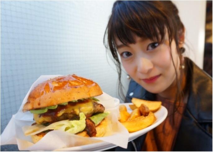 【表参道】店内も可愛い❤️《隠れ家的ハンバーガーショップ》で絶品ランチ!_6