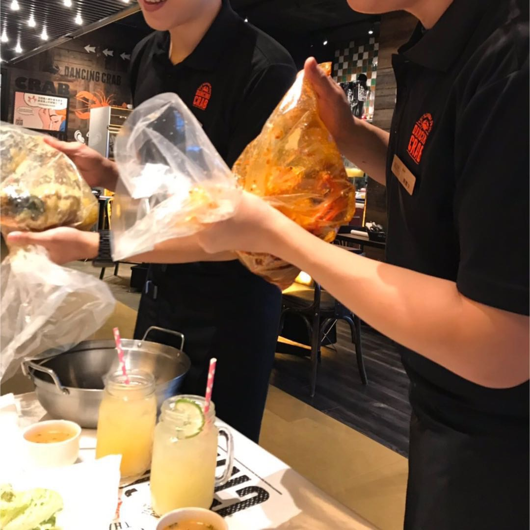 台北にオープンした「アトレ」のおすすめシーフードとパンケーキ☆【 #TOKYOPANDA のオススメ台湾情報 】_3