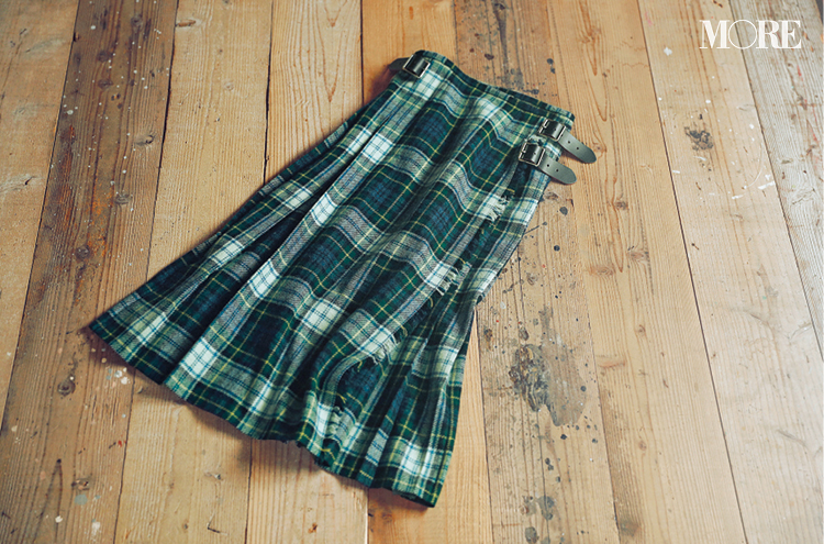 着映えするスカート5枚でどんなシーンもおしゃれに、楽に、ハッピーに☆_4