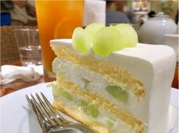 【HARBS期間限定ケーキ〜メロン特集②〜】すべては美味しいメロンと○○のために!