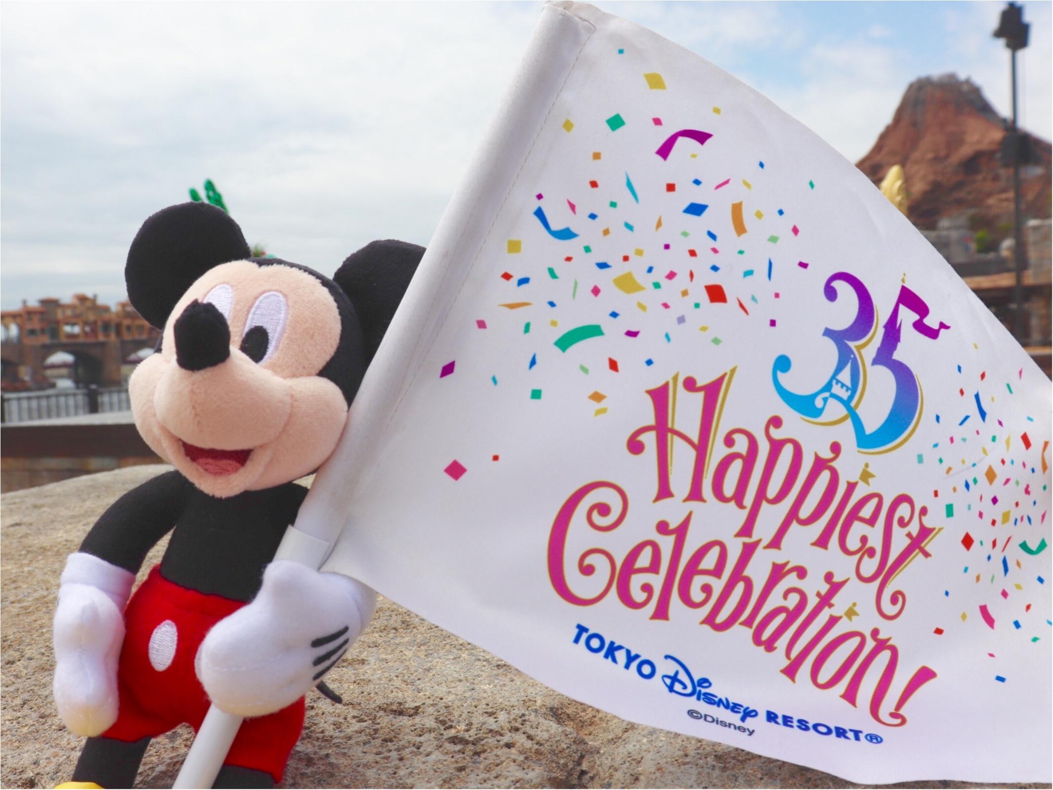 ▷【東京ディズニーリゾート35周年】新商品…発売2日目にして爆発的な人気!!激かわグッズ♡_2