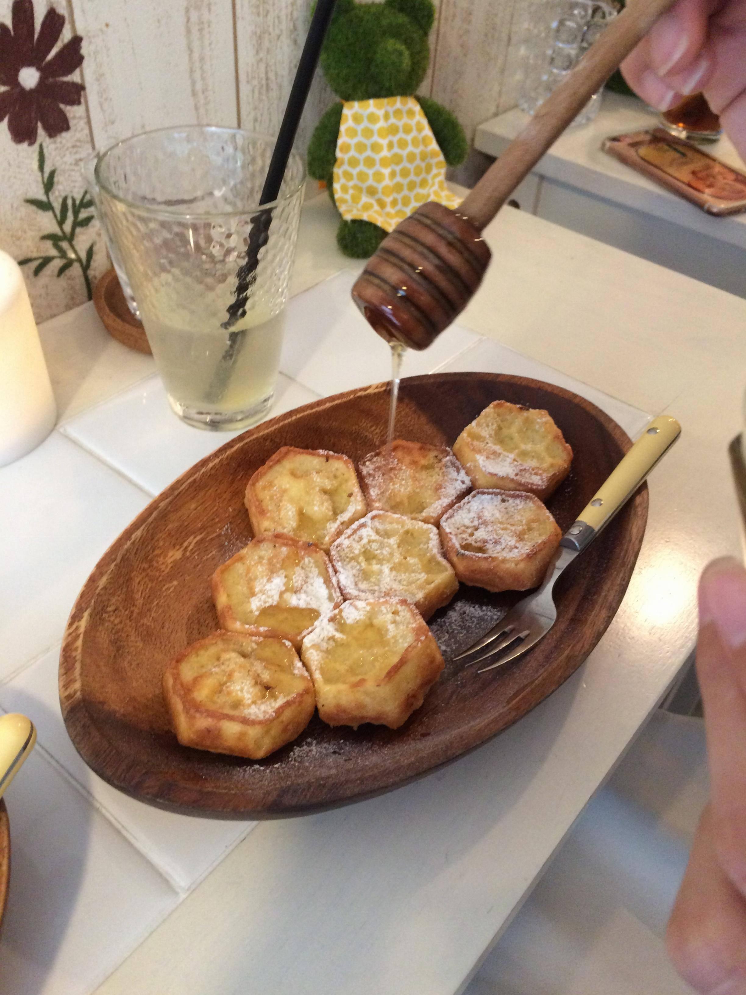 池袋にある可愛いカフェ(・㉨・) | モアハピ部ブログ | daily more