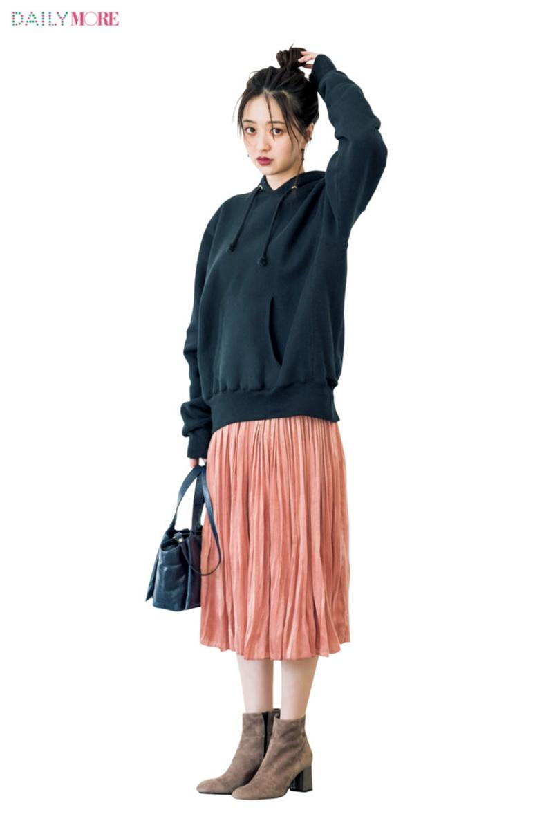 【公式通販GET MORE!】女っぽくて上品で、春まで着回せるんです♪ 『Flower Days』のプリーツスカート最強説!_2_1