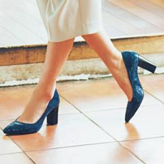 人気復活のヒール靴、3大シーンにぴったりな1足は?