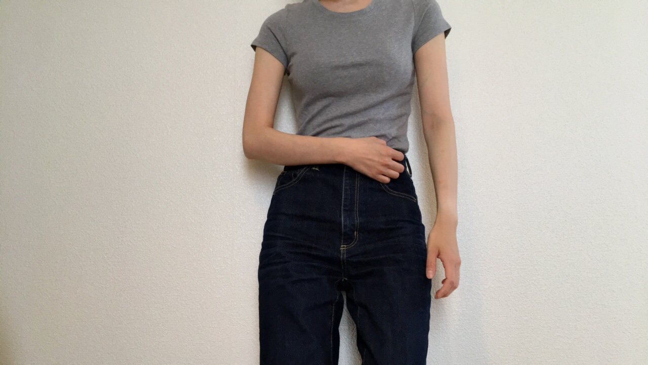 Tシャツコーデ特集《2019年版》- ユニクロやパックTなどプチプラTシャツも!_18