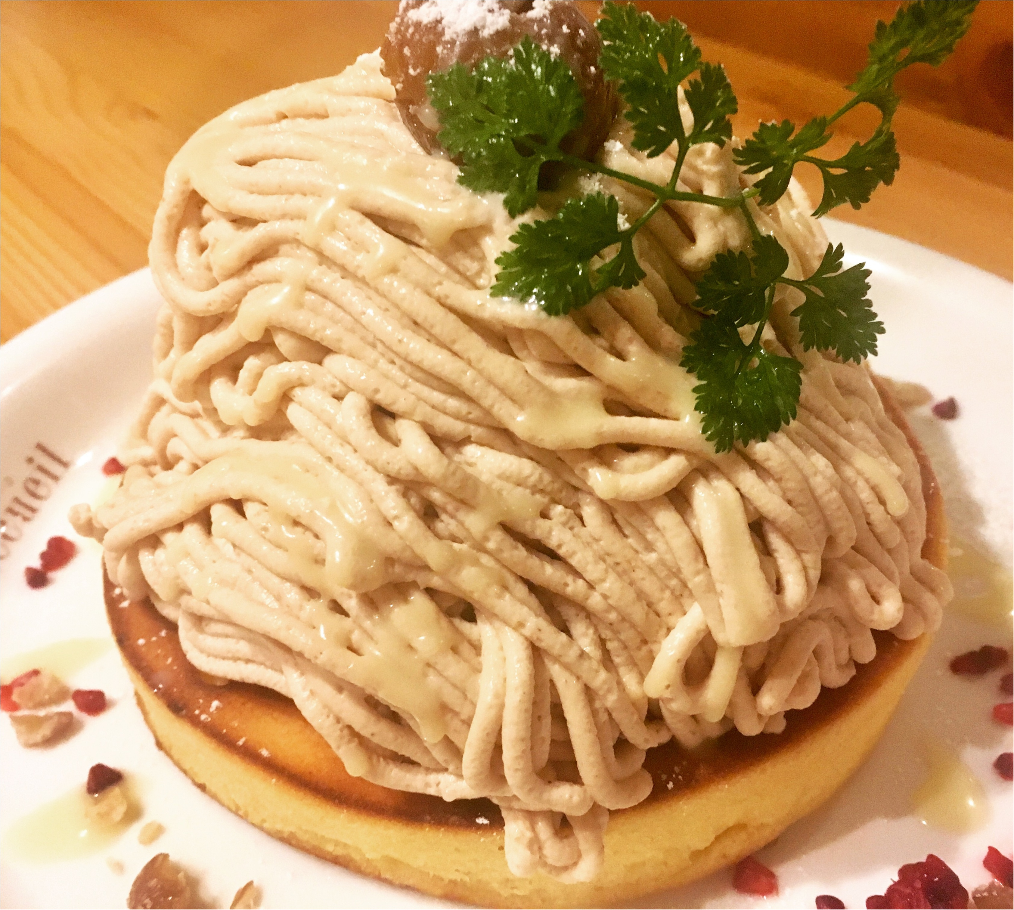 モリモリパンケーキをたらふく食べるならココ!私が大学時代から通う名店。_2