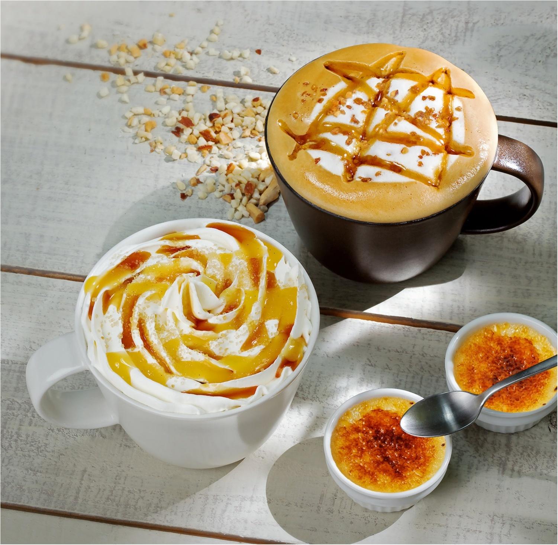 「アーモンドプラリネ」と「クリームブリュレ」どっちにする? 『タリーズコーヒー』のデザートドリンクの楽しみ方♡_1