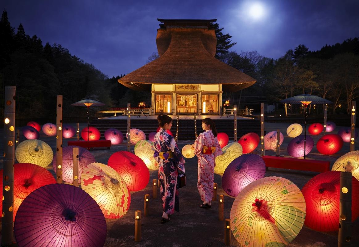 ゴールデンウィークの旅行に♡『星野リゾート 青森屋』の春イベントは、日本の伝統や庭園が堪能できて最高にロマンティック♡_1