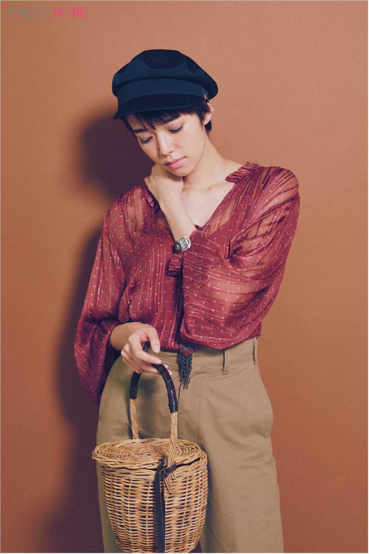 あなたに似合う一本を探そ♪ 秋に履きたい「ワイドパンツ」まとめ♡_1_17