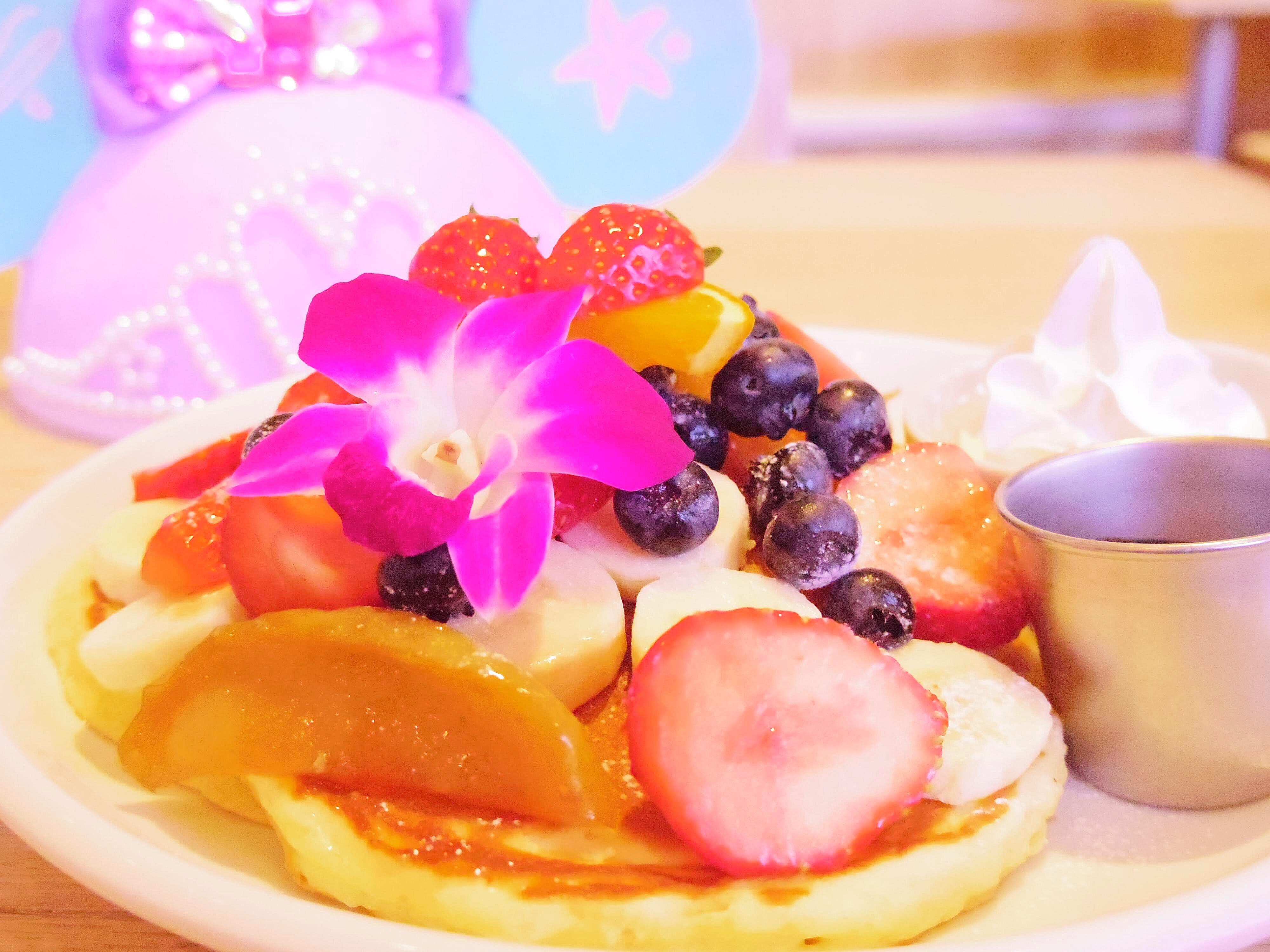 【冬でも気分は常夏♡】カフェ・カイラのパンケーキで2019年パンケーキ始め!_3