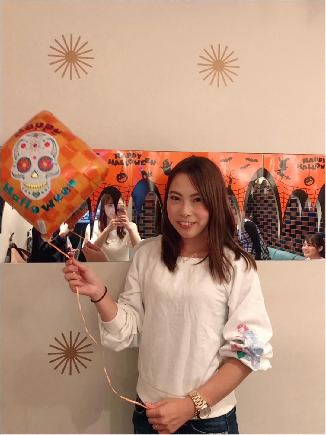 【モアハピ部10期☆】大人数ハロウィン女子会を開催しました♡!!_17
