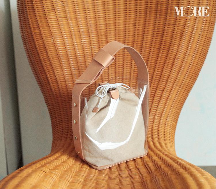夏のトレンドバッグ特集《2019年版》- PVCバッグやかごバッグなど夏に人気のバッグまとめ_7