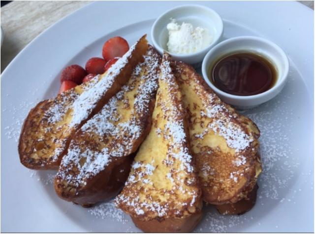一度は食べたいフレンチトースト。ニューヨークの朝食の女王はやはり別格だった。_3