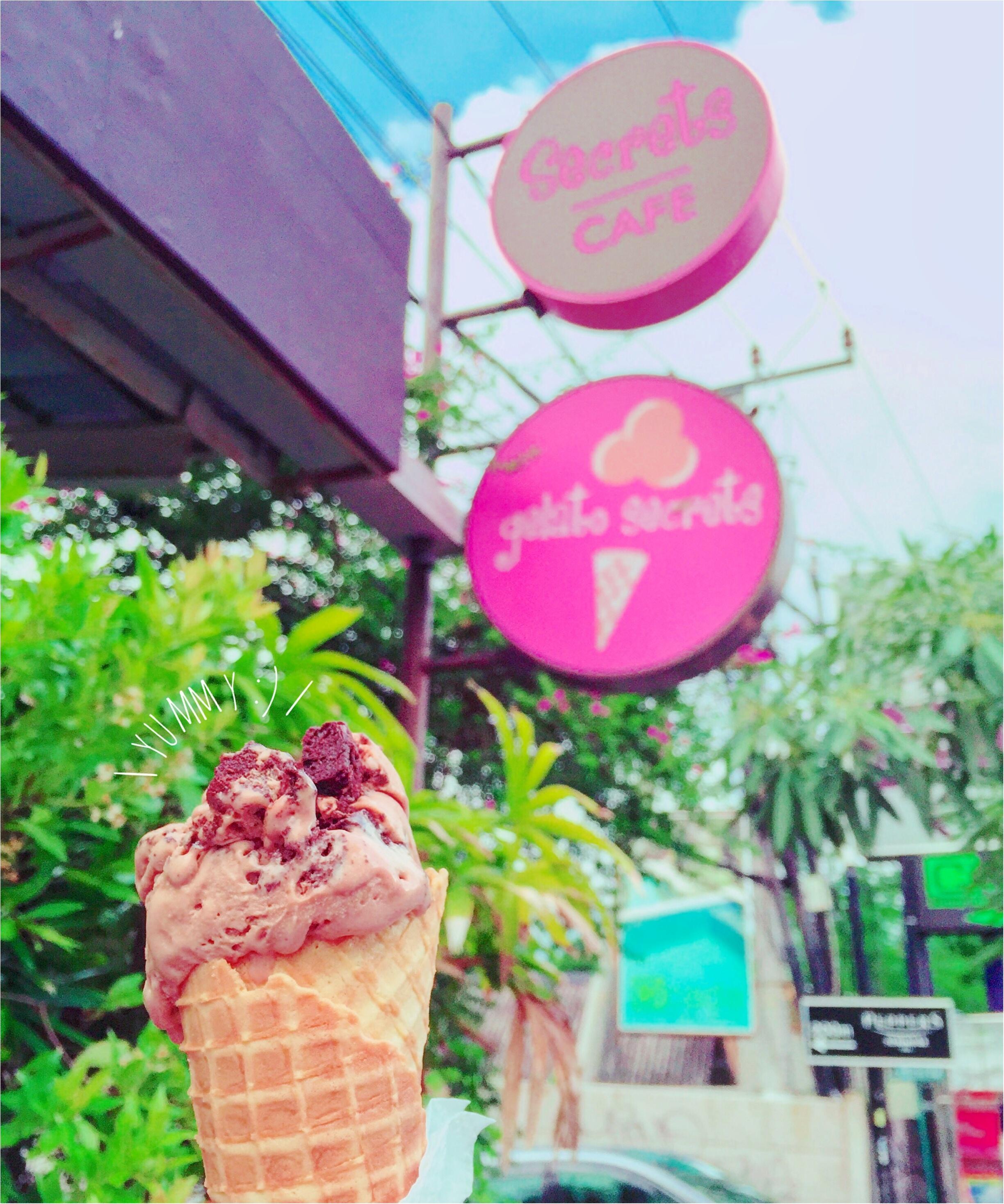 【FOOD】暑い季節はアイスが食べたい!so cute♡so sweets♡ 街中かわいいジェラート屋さん⋈_8