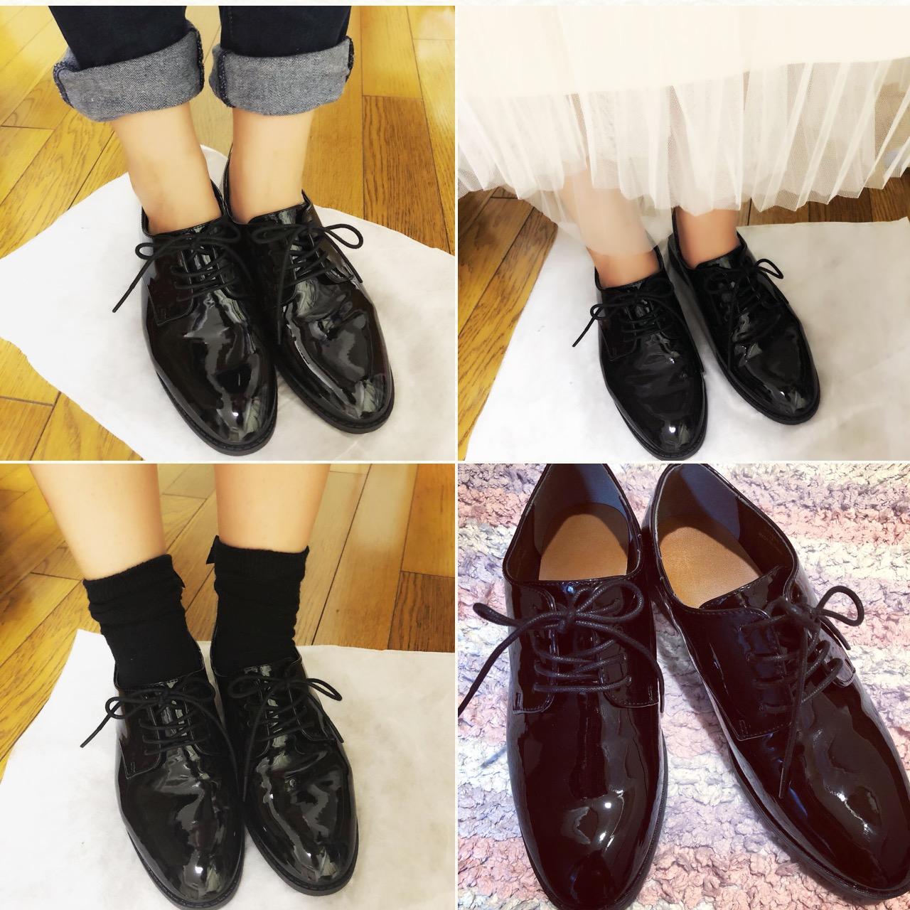 <GU>お盆明けからは秋ファッションにシフト!ジーユーのプチプラ秋靴でオシャレを先取り♡_2