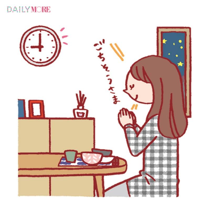 """眠る90分前に40度で15分入浴!など""""質のいい眠り""""のためのナイトToDoリスト♡_1_1"""