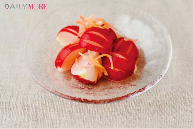 火入れ不要! お弁当が華やぐ「赤い野菜のミニおかず」レシピ♡_1