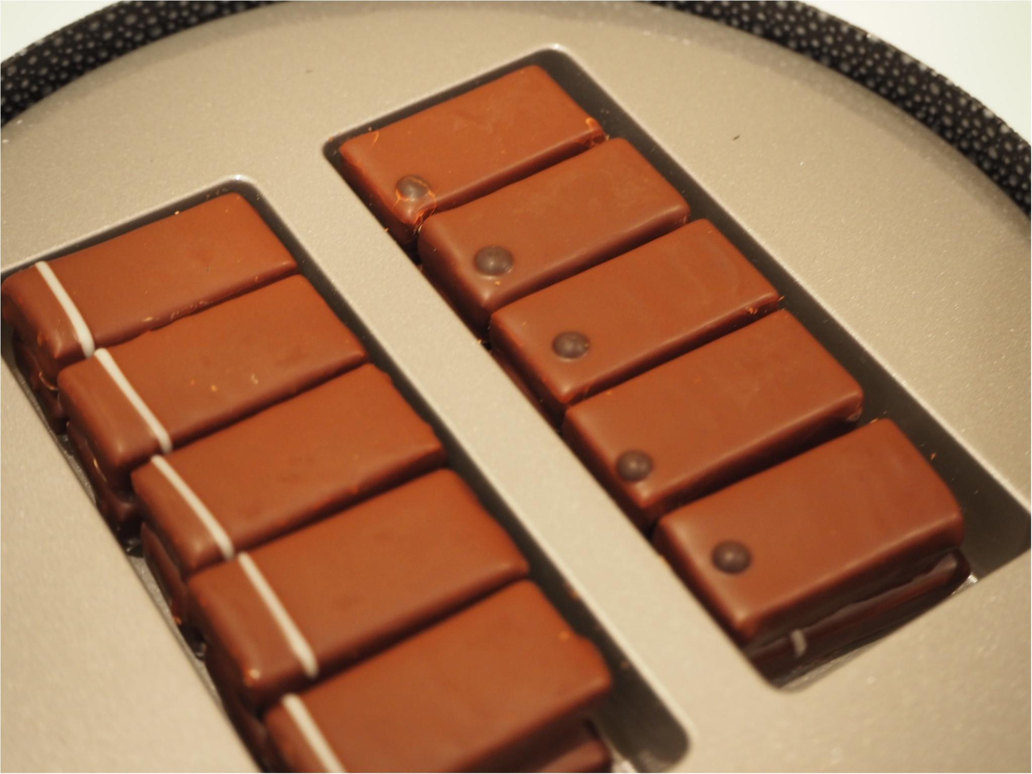 """【キャビアにウォッカ?】寒い冬に""""季節限定""""「ラ・メゾン・デュ・ショコラ」の上質なチョコレートを堪能!_6"""