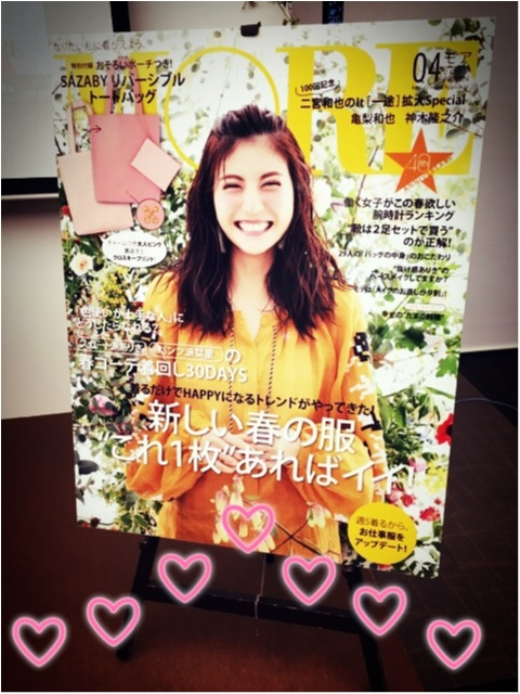 【Flower Days展示会&佐藤ありさちゃんトークショー】に行ってきました♡!_4