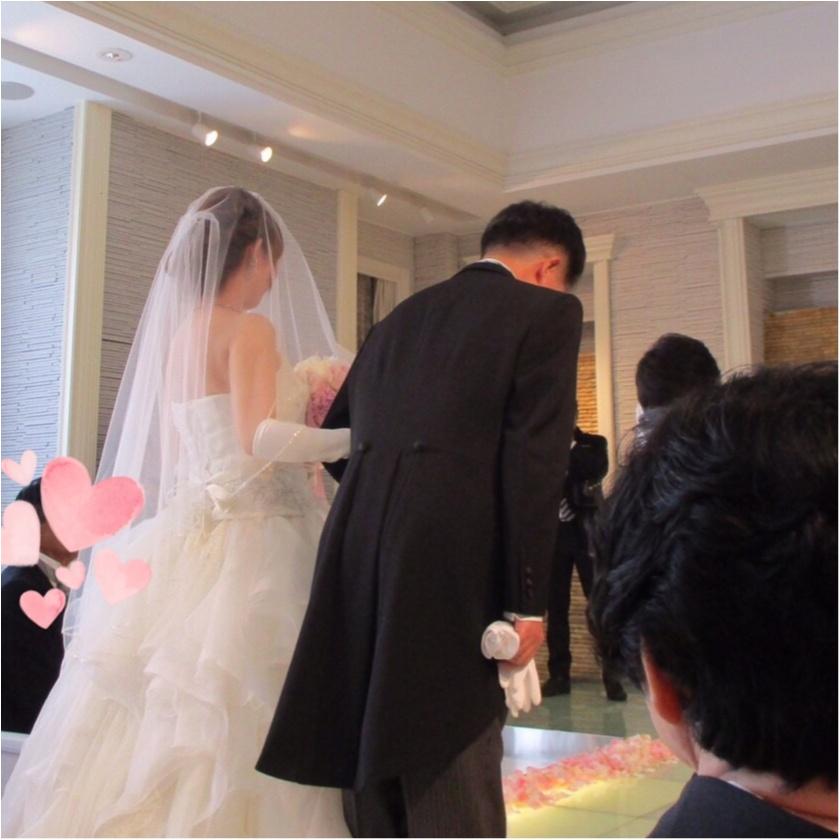 世界一「姫!」な花嫁さん♡ももえちゃん結婚式レポ♡_8
