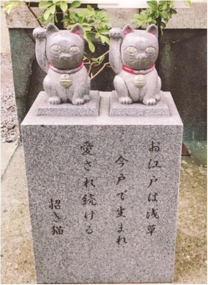 《夏が来る前に…》いま話題の縁結びスポット!浅草の今戸神社で○○の待ち受けをゲットして恋愛運UP♡_4
