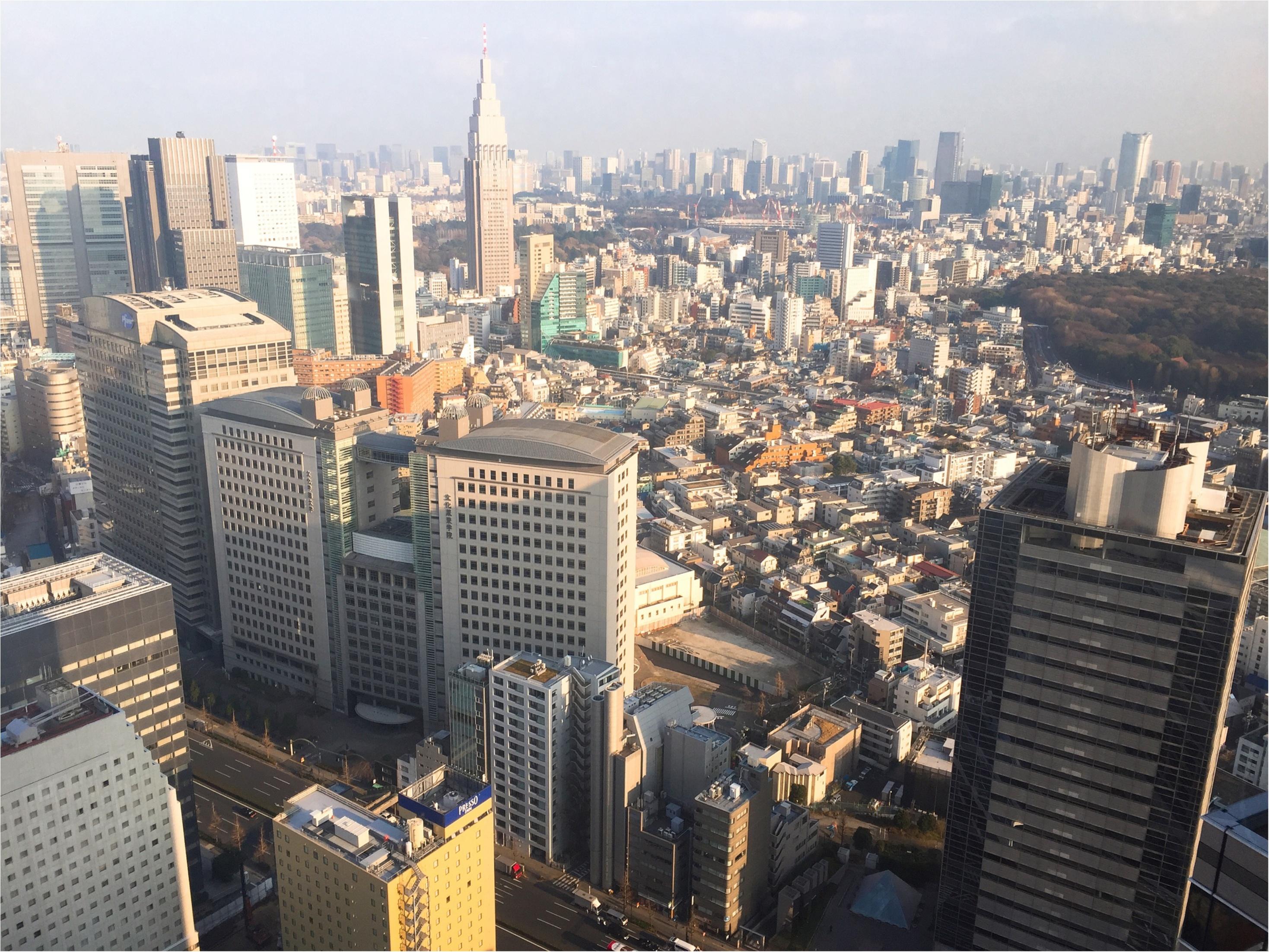 パークハイアット東京39階でモアハピ部女子会♡ゲストは岸本セシルちゃん&ウーマンラッシュ アワーの村本大輔さん✨_2_1