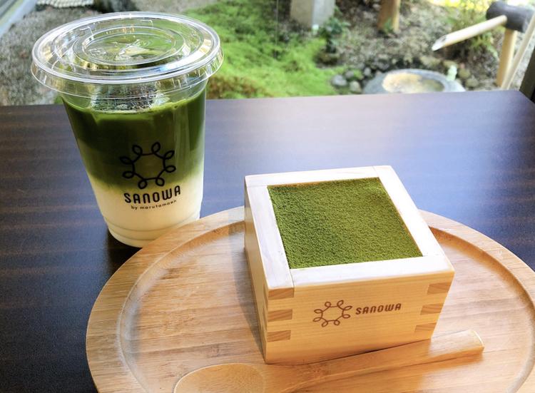 【#静岡】 ターゲットはMORE世代女子♩老舗お茶屋さんがプロデュースの濃厚抹茶スイーツがどれも超オススメ❁_1