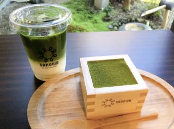 【#静岡】 ターゲットはMORE世代女子♩老舗お茶屋さんがプロデュースの濃厚抹茶スイーツがどれも超オススメ❁