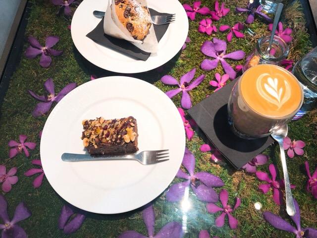 【NomuKobe】お花のテーブルで素敵なカフェを♡♡_6