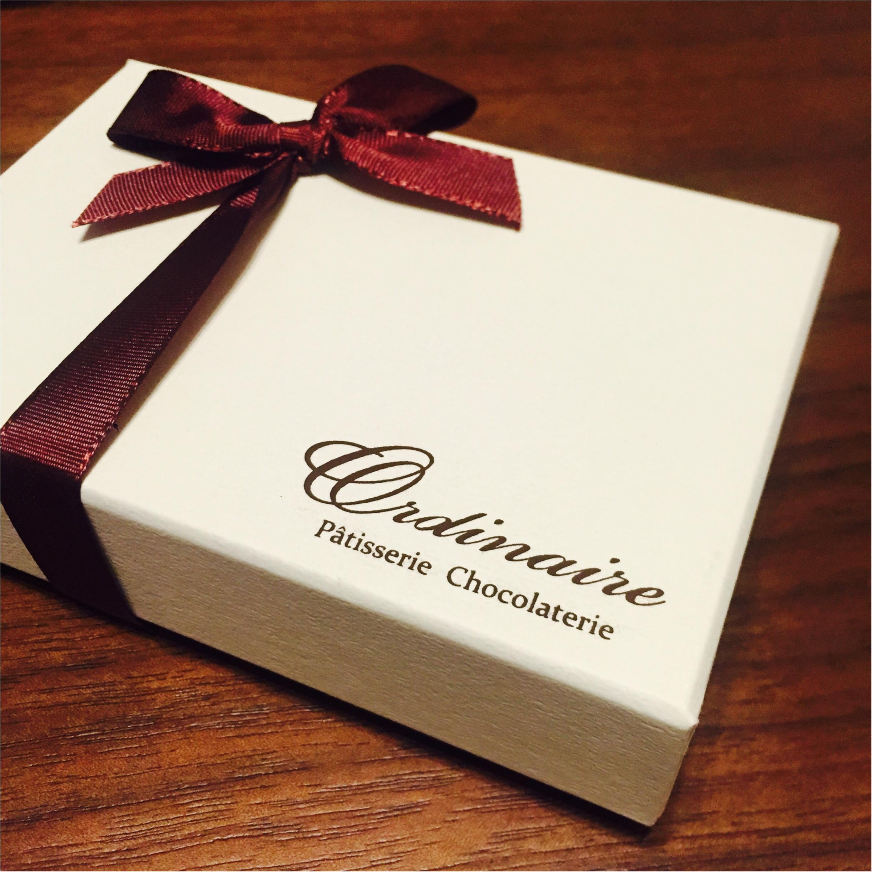 お気に入りのスイーツ店♡パティスリー ショコラトリー オーディネール♡冬季限定のボンボンショコラの季節がやって来た!_4