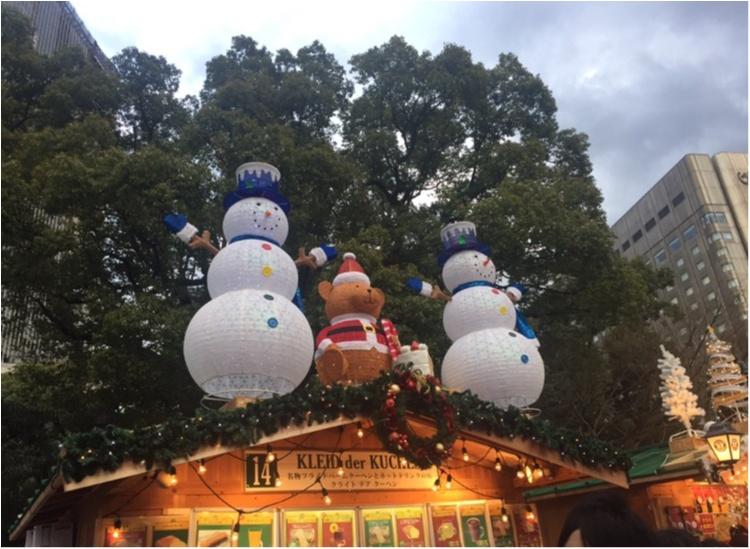 ♡25日クリスマスあなたはどこへ行く?都内のおすすめイルミネーション・クリスマスマーケット♡_2