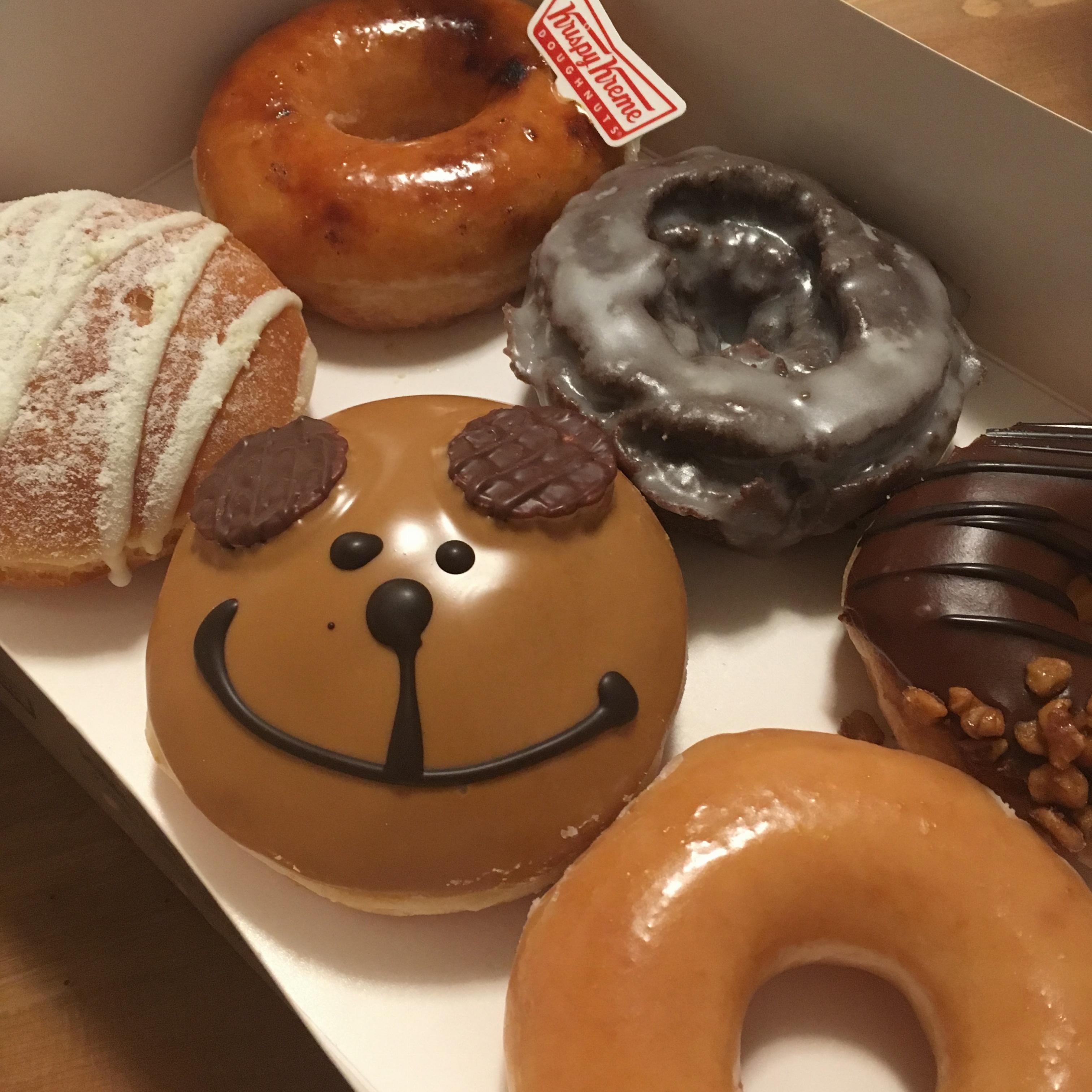 【ドーナツにハマってます】限定ドーナツがかわいすぎて食べられない♪_2