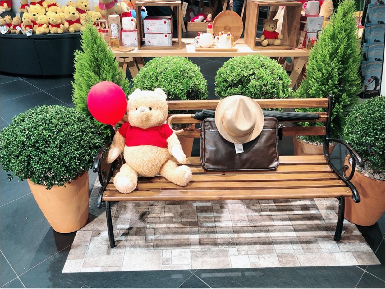 渋谷のロフトにプーさんコーナーが!?_1