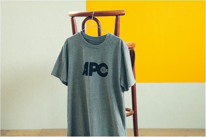 『A.P.C.』のカプセルコレクションや『VASIC』の限定アイテムetc...スタイリスト・森由美江さんに聞くおしゃれのウワサ!_1_1