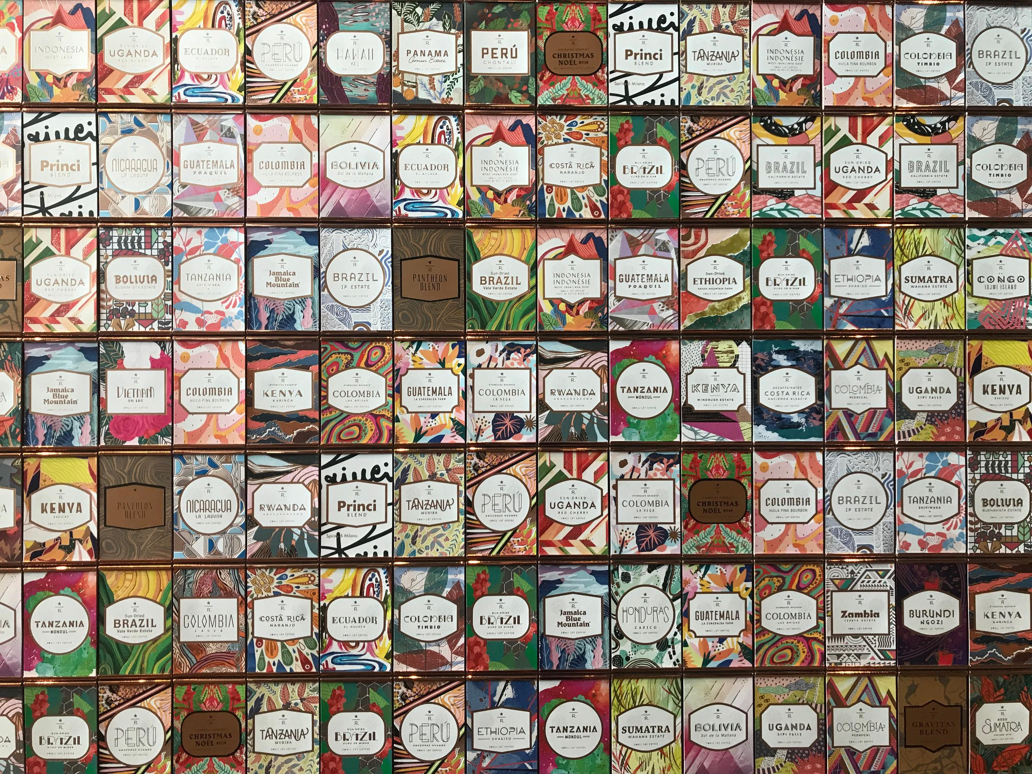 『スターバックス リザーブ ロースタリー 東京』の魅力全部見せ♡ フォトジェニックで全てが新しいスタバの世界をご堪能あれ!!_9_1