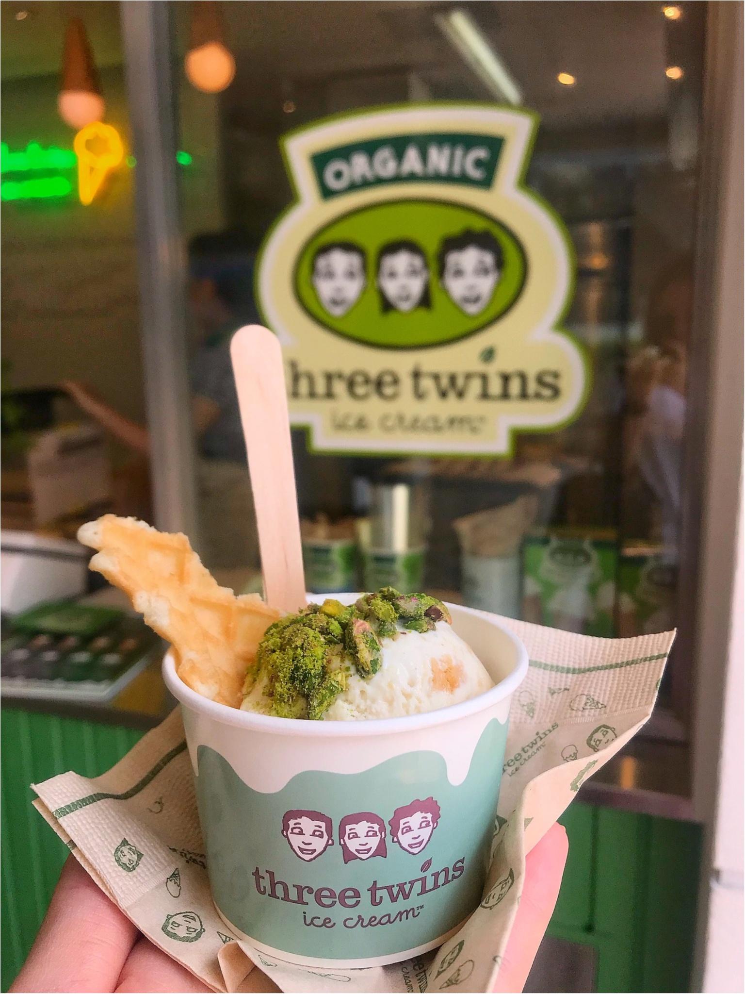 【ご当地MORE♡東京】カリフォルニアで人気のオーガニックアイスクリームが日本初上陸✧からだに優しいのに絶品なんです♡_4