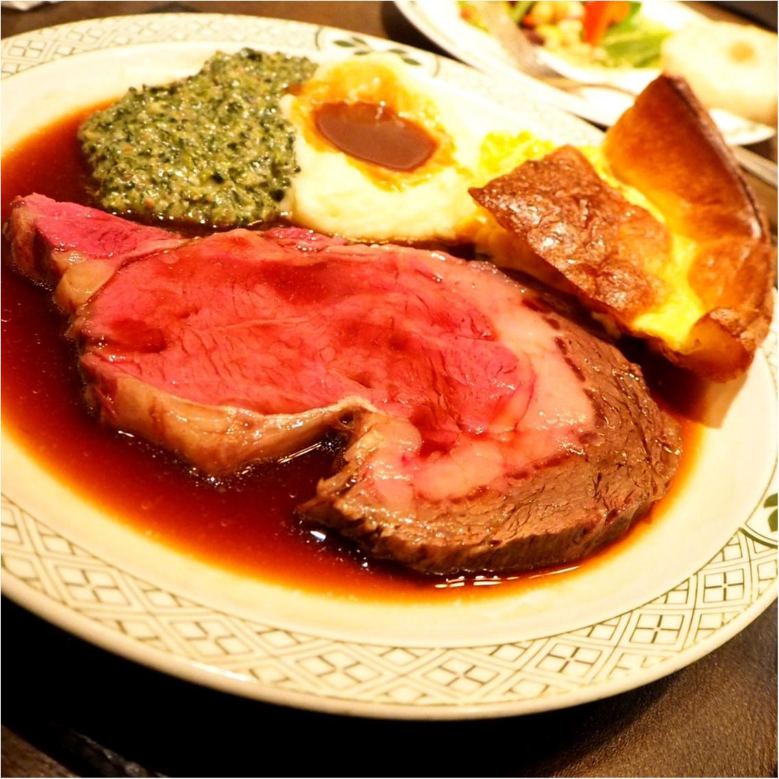 お肉大好き♡野菜大好き♡恵比寿ガーデンプレイスで素敵なランチ時間を過ごしました♪_9